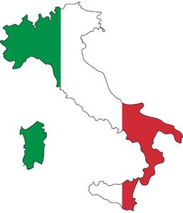 Linképítés Olaszország